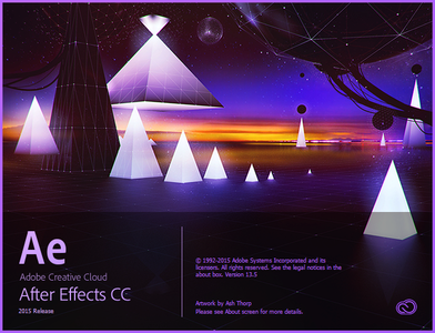 Adobe After Effects CC (2015)