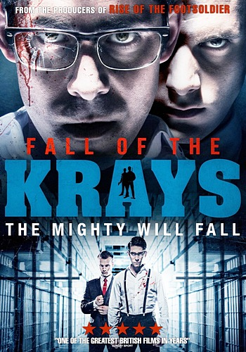 Падение Крэйсов / The Fall of the Krays (2016)