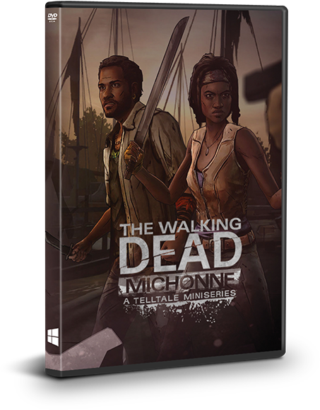 The Walking Dead: Michonne - Episode 1 (2016) PC | Лицензия