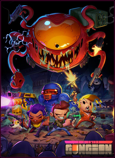 Enter The Gungeon: Collector's Edition [v 1.0.5] (2016) PC | Steam-Rip от Fisher
