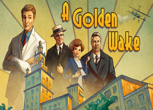 A Golden Wake (2014) PC | RePack