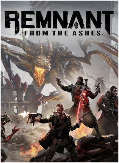 Remnant: From the Ashes (build 249276+DLC) (2019)