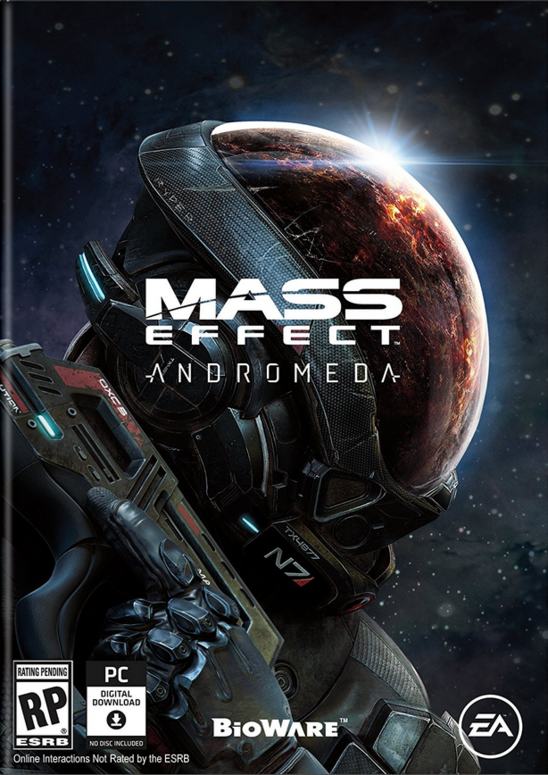 Mass Effect: Andromeda - Super Deluxe Edition [v 1.10] (2017)