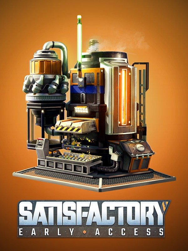 Satisfactory [ 0.3.7.7 - build 140083/Early Access] (2019) RePack от R.G. Механики (2019)