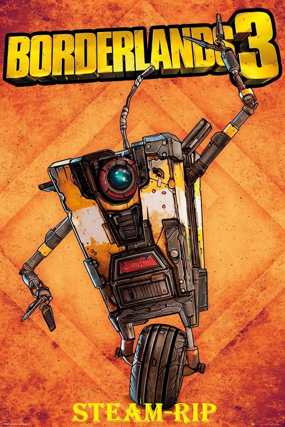 Borderlands 3 [Steam-Rip] (2019) Лицензия