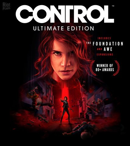 Control: Ultimate Edition [Update 1 (41028)] (2020) RePack от R.G. Механики