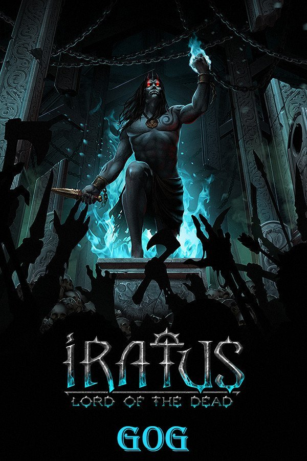 Обложка к игре Iratus: Lord of the Dead v.181.03.00 [GOG] (2020) Лицензия