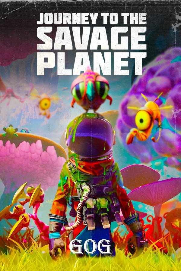 Journey to the Savage Planet v.1.0.10 [GOG] (2020) Лицензия